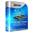 Free Download4Media iPhone Apps Transfer