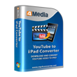 Free Download4Media YouTube to iPad Converter