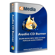 4Media Audio CD Burner