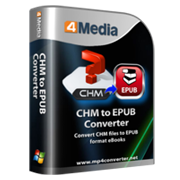 4Media CHM to EPUB Converter