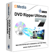 4Media DVD to Video Ultimate for Mac