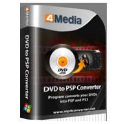 4Media DVD to PSP Converter