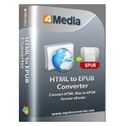 4Media HTML to EPUB Converter