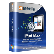 4Media iPad Max 