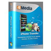 4Media iPhone Transfer