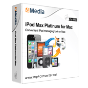 Free Download4Media iPod Max Platinum for Mac
