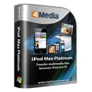 4Media iPod Max Platinum