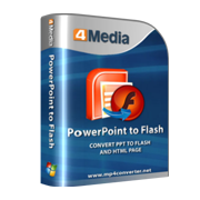 4Media PowerPoint to Flash