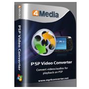 4Media PSP Video Converter