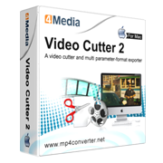 4Media Video Cutter for Mac