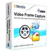 4Media Video Frame Capture for Mac