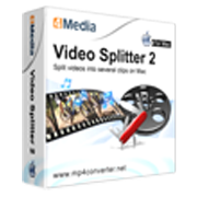 4Media Video Splitter for Mac