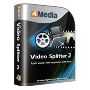 4Media Video Splitter 2