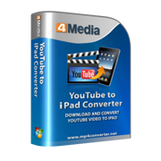 4Media YouTube to iPad Converter