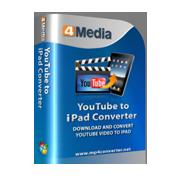 4Media YouTube to iPad Converter