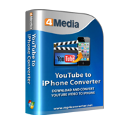 4Media YouTube to iPhone Converter