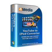 4Media YouTube to iPod Converter