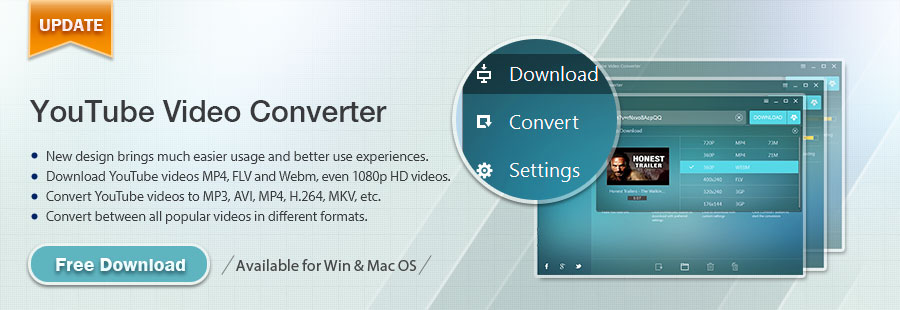 4Media YouTube Video Converter