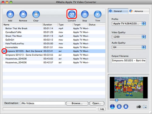 How to convert videos to Apple MP4 Mac