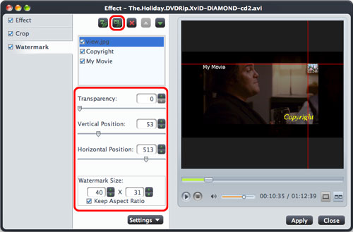 How to burn AVI to DVD on Mac