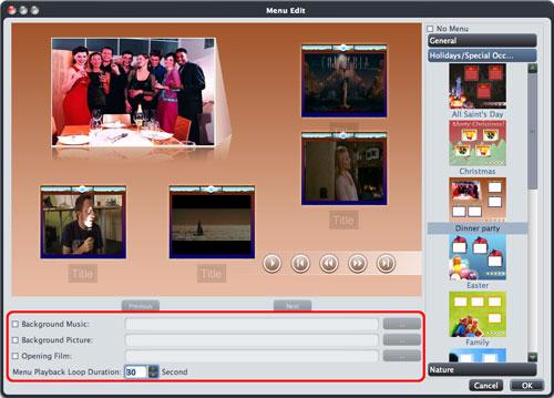 Convert AVI to DVD Mac