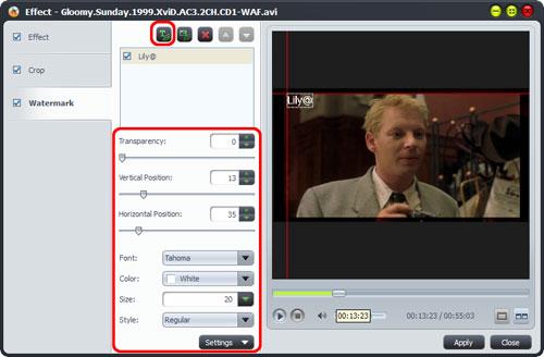 Convert AVI files to DVD