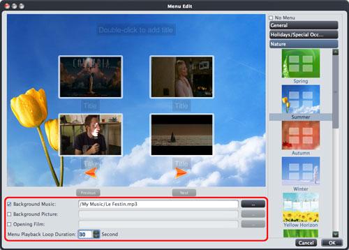 Convert DivX to DVD Mac