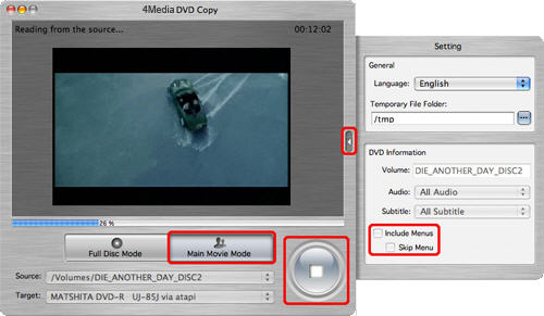How to copy a DVD on Mac