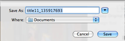 Mac DVD Frame Capture software