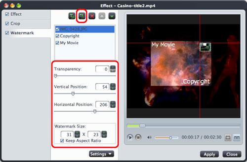 How to burn MPEG to DVD on Mac