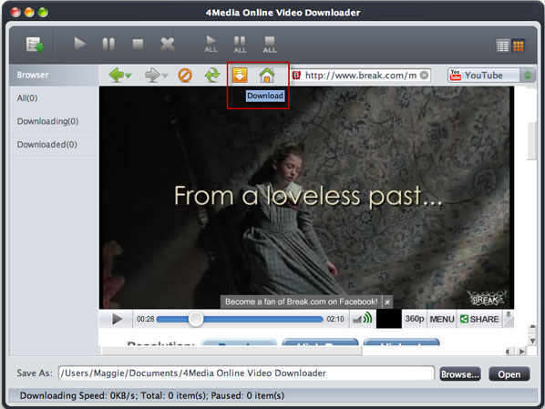 Download Vimeo Videos to Mac
