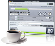 iPhone Ringtone Maker for Mac - Convert MP3 to iPhone ringtone
