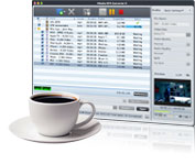 4Media MP4 Converter for Mac - MP4 to AVI Mac, AVI to MP4 converter Mac
